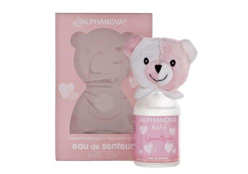 ALPHANOVA BABY PERFUME for girl - Louna Rose 100ml
