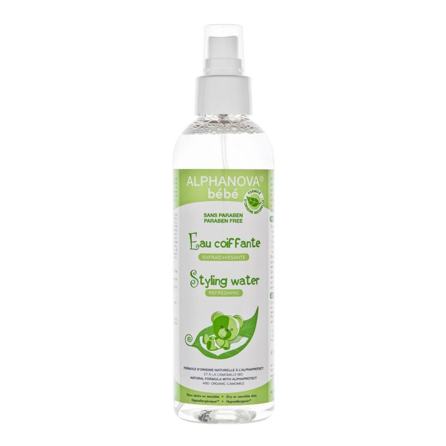ALPHANOVA BABY Refreshing water with organic Chamomile 200ml-1