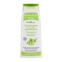 ALPHANOVA BABY Organic Cleansing Lotion 500ml