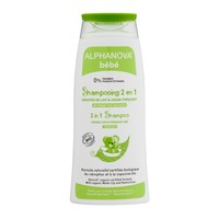 ALPHANOVA BABY Organic Shampoo 2in1 200ml