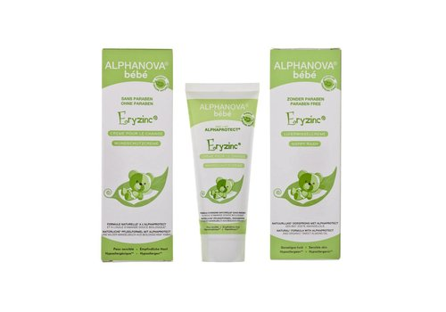 ALPHANOVA BABY Eryzinc for Nappy Rash 75g