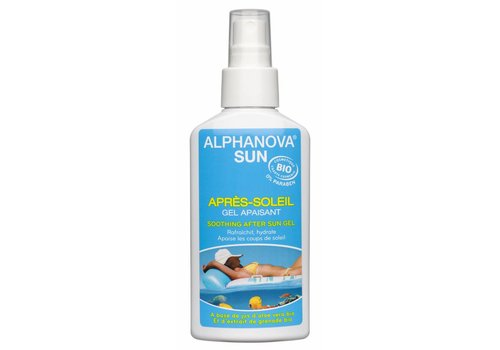 ALPHANOVA SUN AFTER SUN BIO Spray 125ml