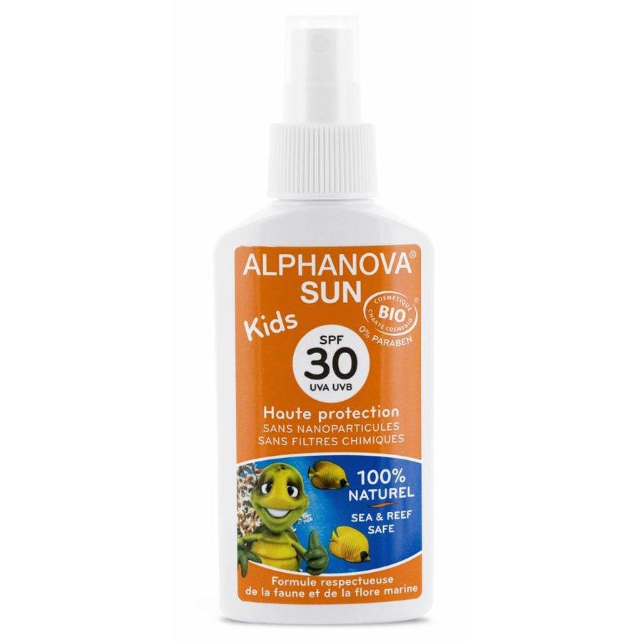 ALPHANOVA SUN BIO SPF 30 KIDS Spray 125g-1
