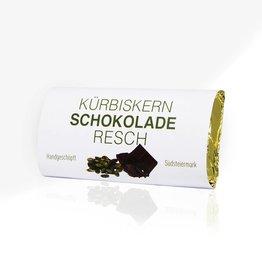 Kürbiskernschokolade