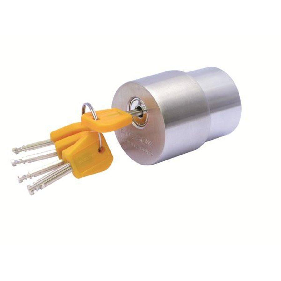 Buitenboordmotorslot SCM Steady - 3 types