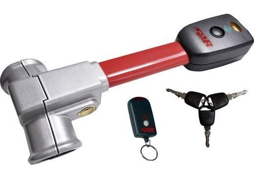 Betec Stuurslot Betec SWAT Lock-R Pro S / met alarm