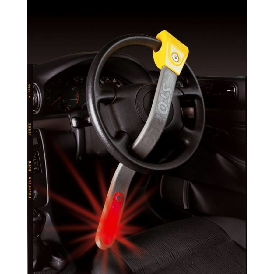 Stuurslot Airbagslot Stoplock Vision