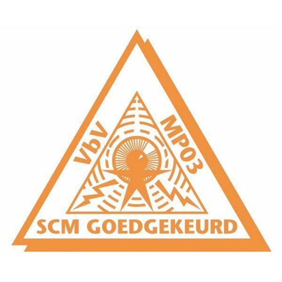 Staafwielklem SCM Steady - 2 types