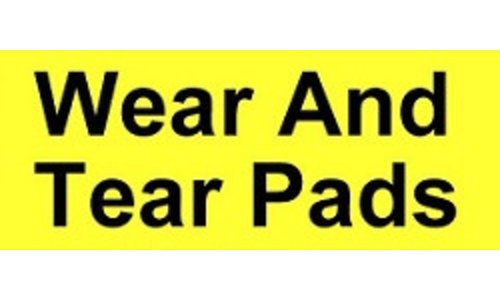 Wear And Tear Pads