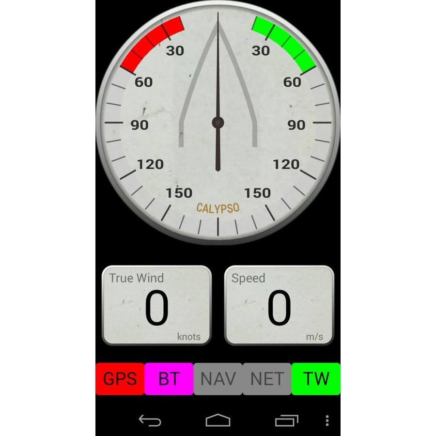 CUPS4.0 Bluetooth windmeter-7