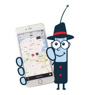 Dantracker Safety Guard GPS OP=OP