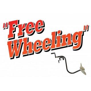 Ron Marks Performance Free Wheeling - handmatige buitenboordmotor