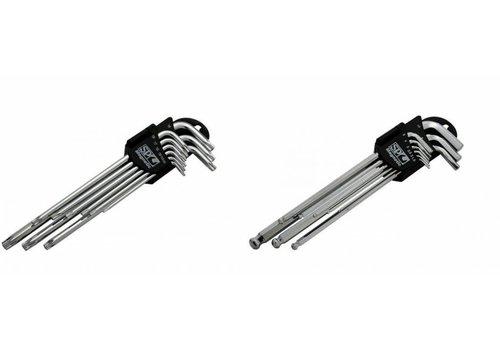 SP Tools - Nautic line stiftsleutelsets - 2 types