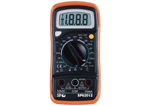 SP Tools - Nautic line digitale multimeter