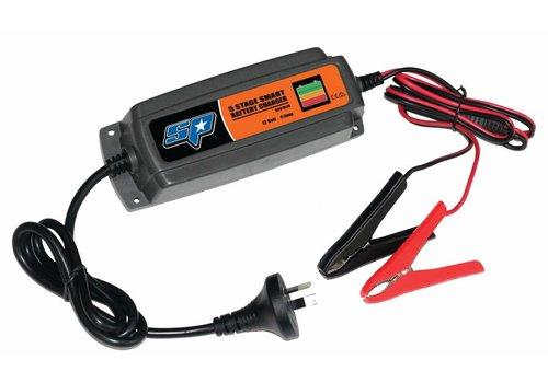 SP Tools - Nautic line acculader 4Amp