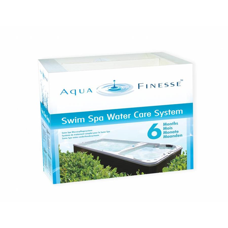 AquaFinesse Swimspa box