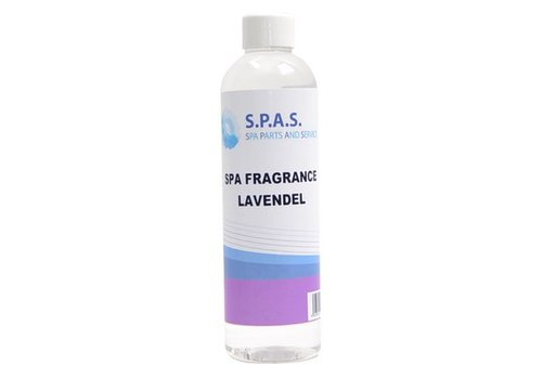S.P.A.S. PRODUCTS S.P.A.S. SPA FRAGRANCE LAVENDEL 250MLPET