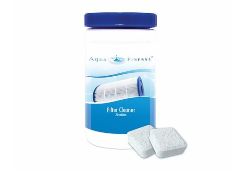 AQUAFINESSE AquaFinesse Filter Cleaner Tab