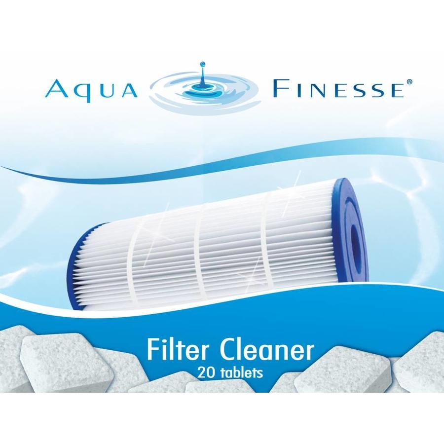 AquaFinesse Filter Cleaner Tab