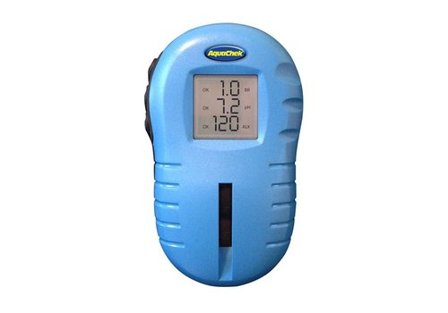 S.P.A.S. PRODUCTS AquaChek TruTest Digital Test Strip Reader