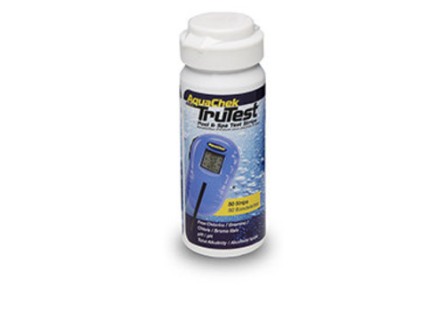 S.P.A.S. PRODUCTS AQUACHEK Trutest Digital Testsrips 50st.