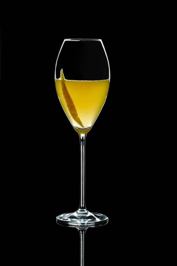 Cocktail Box für 8 Champagner Cocktails