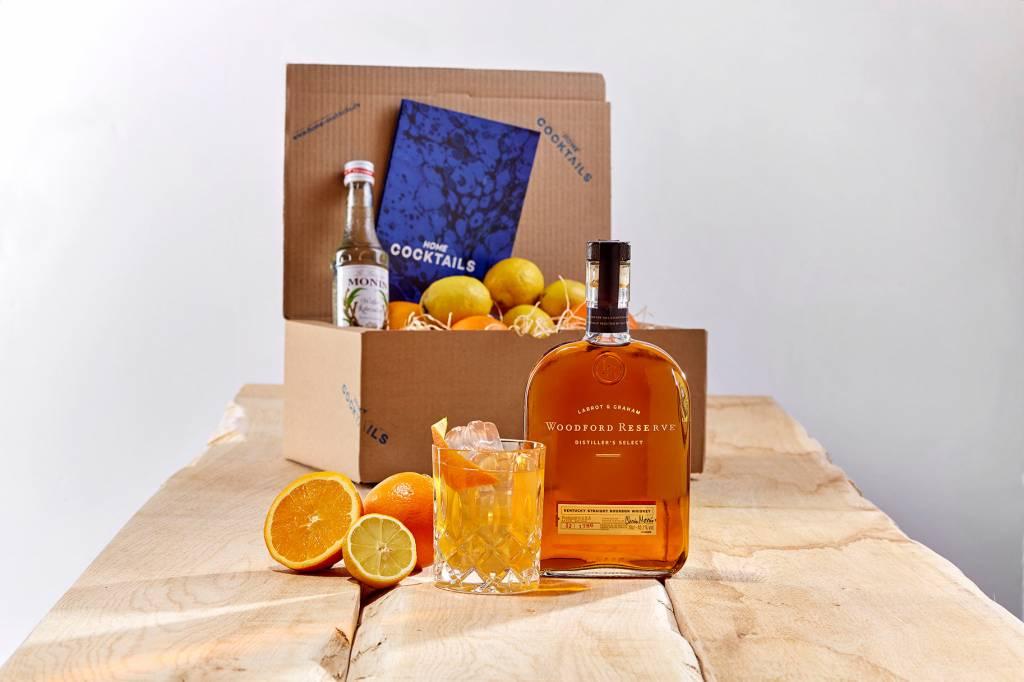 Cocktail Box für 12 Whiskey Sour