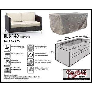 Afdekhoes voor een loungebank, 140 x 85 H: 75 cm
