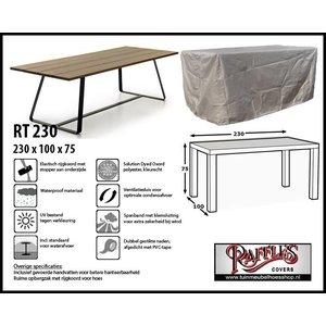 Afdekhoes voor rechthoekige tafel, 230 x 100 H: 75 cm