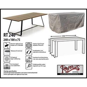 Beschermhoes voor tafel, 240 x 100 H: 75 cm
