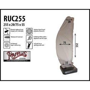 Raffles Covers RUC255, H: 255 cm