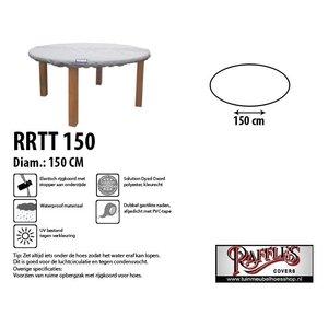 Ronde hoes voor een tafelblad D: 150 cm