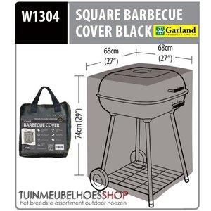 Vierkante barbecue cover 68 x 68 H: 74 cm