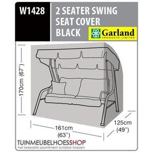 Hoes voor schommelstoel, 161 x 125 H: 170 cm