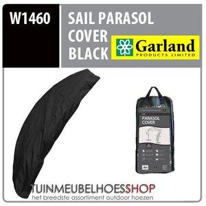 Hoes voor gebogen parasol H: 280 cm