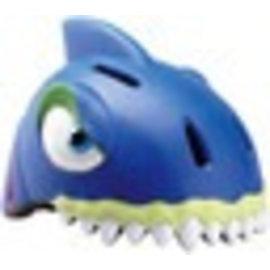 Crazy Stuff Childrens Helmet: Blue Shark S/M