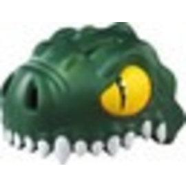 Crazy Stuff Childrens Helmet: Crocodile