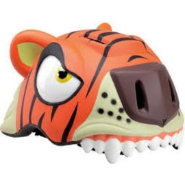Crazy Stuff Childrens Helmet: Tiger