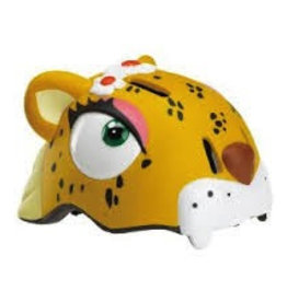 Crazy Stuff Childrens Helmet: Leopard
