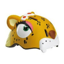 Crazy Stuff Childrens Helmet: Leopard
