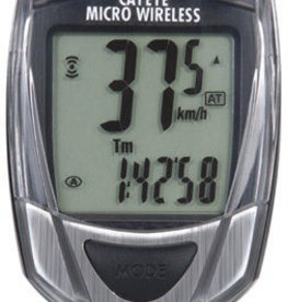 cateye micro wireless 10 function