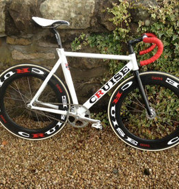 Criuse Track Bike with Carbon Wheelset