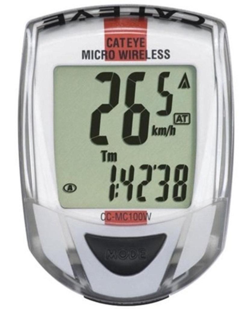 cateye micro wirless computer
