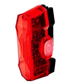 Smart Vulcan - RL324R USB Rear Rechargeable Light (30 Lumens)