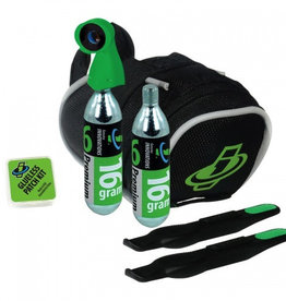 Genuine Innovations Seat Bag Inflation Kit: Tri/Road