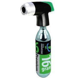 Genuine Innovations Hammerhead CO2 Inflator
