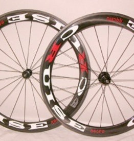 Cruise carbon 50mm wheels Tubular