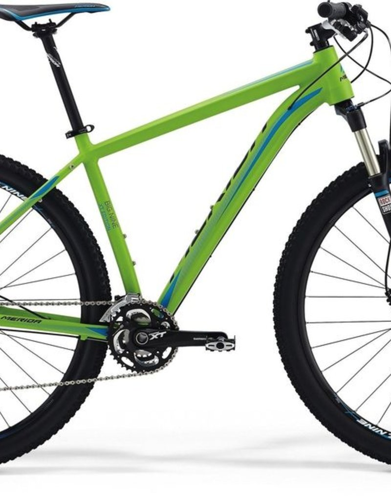 Merida Big Nine XT-Edition, 2016