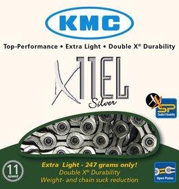 KMC X11EL Silver Chain