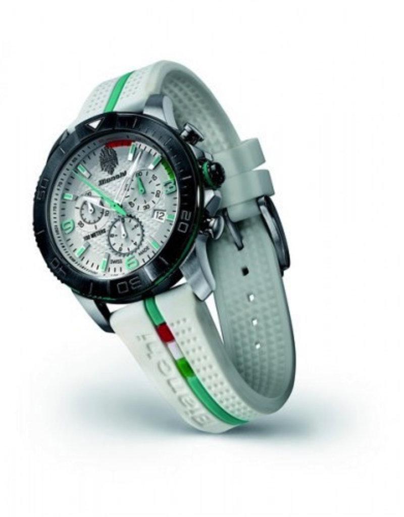 Bianchi Bianchi Chrono Timepiece White